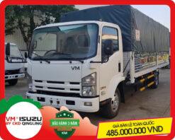Xe tải Isuzu VM 2.4 tấn thùng mui bạt (NK490SL4)