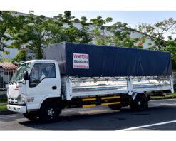 Xe tải Isuzu VM 1.9 tấn thùng bạt (NK490SL9)