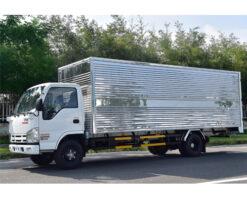 Xe tải Isuzu VM 1.9 tấn thùng kín (NK490SL9)